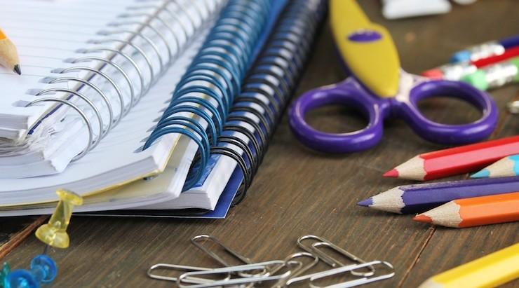 Liste de fournitures scolaires 2020-2021